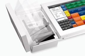 CASIO VR-200 integrierter Thermodrucker